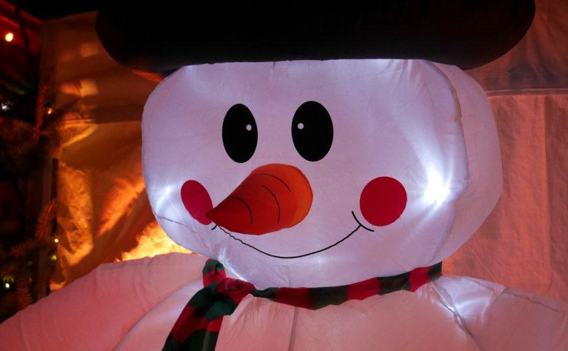 Lustig, lustig, trallalalala! Gestern war der Nikolaus da!